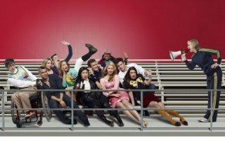 Glee: una foto promozionale per il ritorno dei New Directions