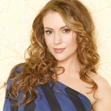 Romantically Challenged: Alyssa Milano è Rebecca Thomas