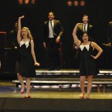 Una scena dell'episodio Hell-O di Glee