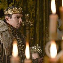 I Tudors: Jonathan Rhys Meyers nella premiere della stagione 4