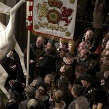 I Tudors: una scena della premiere della stagione 4