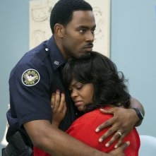 Lamman Rucker e Jill Scott in una scena del film Why Did I Get Married Too?