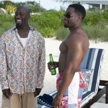 Michael Jai White e Lamman Rucker in una scena del film Why Did I Get Married Too?