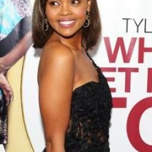 Sharon Leal alla premiere di New York del film Why Did I Get Married Too?