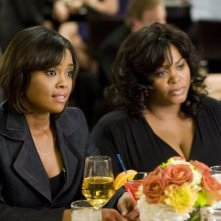 Sharon Leal e Jill Scott in un'immagine del film Why Did I Get Married Too?