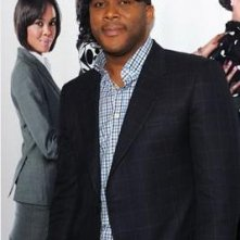 Tyler Perry alla premiere di New York del film Why Did I Get Married Too?