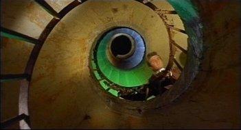 Giacomo Rossi-Stuart in una sequenza del film Operazione paura