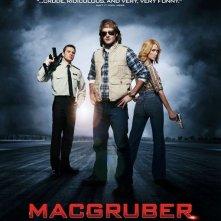 La locandina di MacGruber