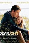 La locandina italiana di Dear John