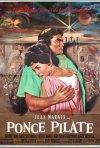 Locandina francese del film Ponzio Pilato