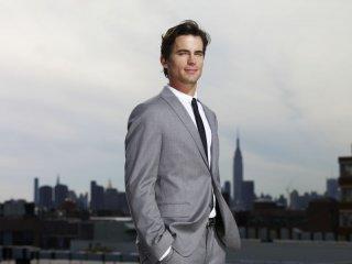 White Collar: Matthew Bomer in una foto promozionale della serie