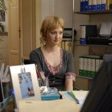 Alba Rohrwacher in una sequenza del film Cosa voglio di più