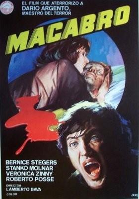 Locandina Spagnola Del Film Macabro 1980 151847