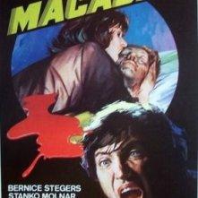 Locandina spagnola del film Macabro (1980)