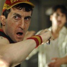 Luis Zahera in un'immagine del film Cella 211