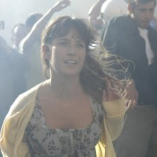 Marta Etura in un'immagine del film Cella 211