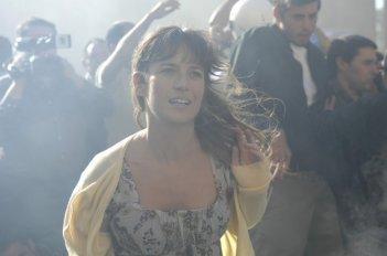 Marta Etura in un'immagine del film Cella 211