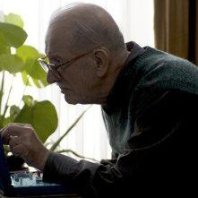 Popeck in una scena del film Simon Konianski