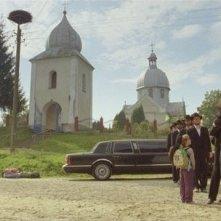 Un'immagine del film Simon Konianski