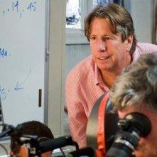 Andy Tennant sul set del suo film Il cacciatore di ex