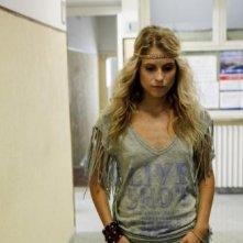 Cecilia Albertini in un'immagine del film Piazza Giochi