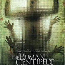 Poster USA per The Human Centipede