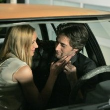 Kelly Lynch e Ryan Eggold in una scena dell'episodio Another Another Chance di 90210