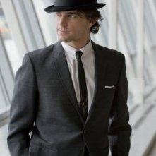 White Collar: Matthew Bomer in una scena della serie