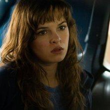 Danielle Panabaker in un'immagine del film The Crazies