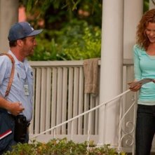 Jeffrey Johnson e Robyn Lively in un'immagine del film Letters to God