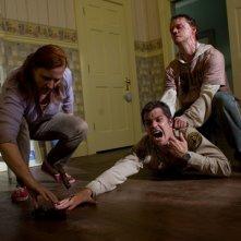 Una sequenza sensazionale del film The Crazies con Timothy Olyphant e Justin Welborn