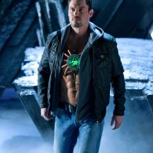 Un determinato Metallo (Brian Austin Green) nell'episodio Upgrade di Smallville