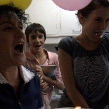 Catalina Saavedra, Andrea García-Huidobro e Agustín Silva nel film cileno La Nana - The Maid