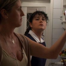 Claudia Celedón e Catalina Saavedra in una scena del film La Nana - The Maid