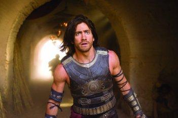 Jake Gyllenhaal in un'immagine di Prince of Persia: Le sabbie del tempo