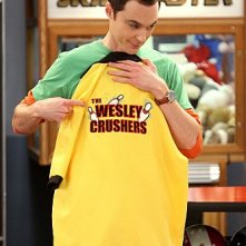 Jim Parsons nell'episodio The Wheaton Recurrence di The Big Bang Theory