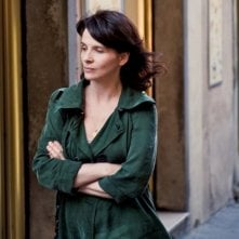 Juliette Binoche in un'immagine del film Copia conforme
