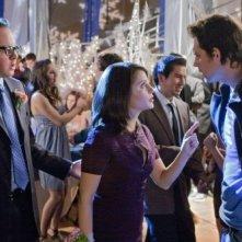Life UneXpected: Austin Basis, Shiri Appleby e Kristoffer Polaha in una scena dell'episodio Formal Reformed