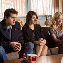 Life UneXpected: Kristoffer Polaha, Shiri Appleby e Brittany Robertson in una scena dell'episodio Family Therapized