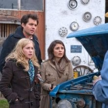 Life UneXpected: Kristoffer Polaha, Shiri Appleby e Brittany Robertson nell'episodio Father Unfigured