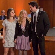 Life UneXpected: Shiri Appleby, Brittany Robertson e Kristoffer Polaha nell'episodio Love Unexpected