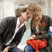 Lola Ponce e Roberto Farnesi nella fiction Colpo di fulmine