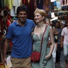 Pierfrancesco Favino e Alba Rohrwacher, amanti felici nel film Cosa voglio di più