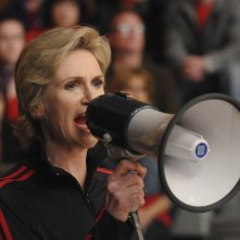 Jane Lynch nell'episodio The Power of Madonna di Glee