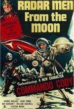 La locandina di I conquistatori della luna