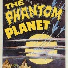 La locandina di Il pianeta fantasma