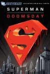 La locandina di Superman/Doomsday