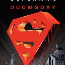 La locandina di Superman/Doomsday