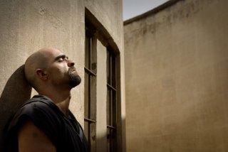 Luis Tosar, attore protagonista del film Cella 211