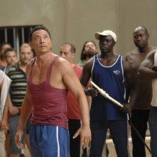 Carlos Bardem è il temibile Apache nel film Cella 211